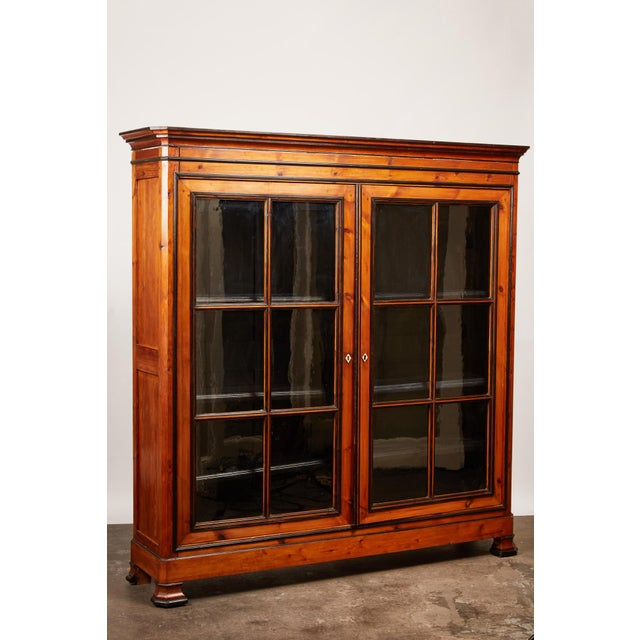 19th C. English Pine Cabinet For Sale In Los Angeles - Image 6 of 6