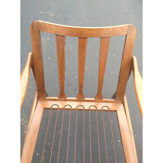 Mid-Century Modern Italian Chair - Image 8 of 10