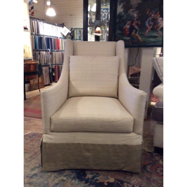 This high backed Swivel Chair is unbelievably comfortable, particularly for a chair with such sophisticated styling. The...