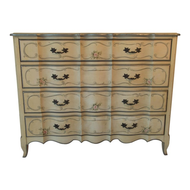Vintage French Country Dresser - Image 1 of 11