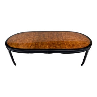 Century Furniture Dining Table by Raymond Sabato