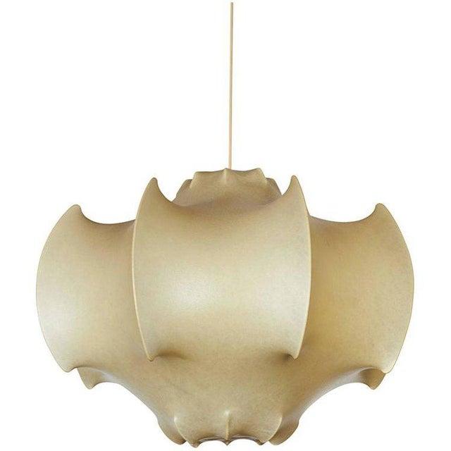 1960s Viscontea Pendant Light by Achille and Pier Giacomo Castiglioni For Sale - Image 5 of 5
