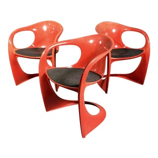 Alexander Begge Casalino Chair for Casala, 1970s, Germany For Sale