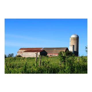 Photography of Barns in New England by Josh Moulton