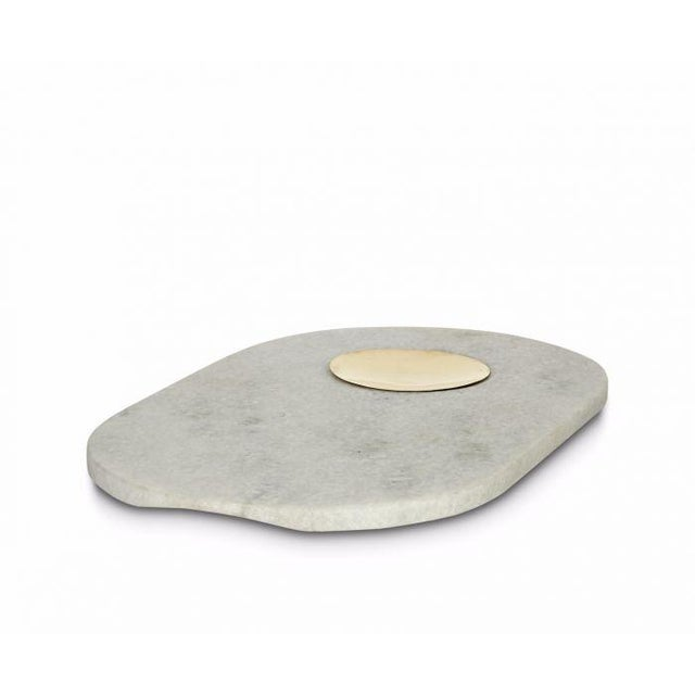 A kitchen tool to work on and serve from. Ideal for use as a serving platter for meat, cheese or bread. The delicate...