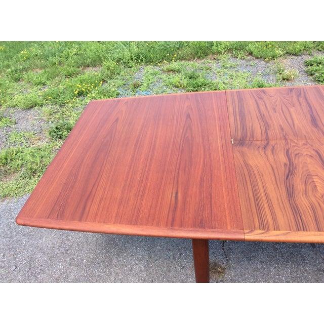 Refurbished Falster Teak Dining Table - Image 10 of 11