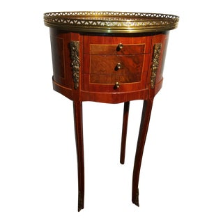 19th Century Louis XV Side Table For Sale