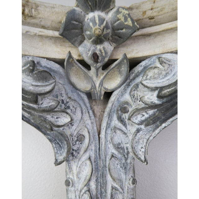 Pair of French Painted Corbels, Circa 1940s For Sale In Los Angeles - Image 6 of 13
