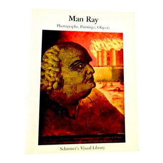 Man Ray Photographs, Paintings Objects Book For Sale