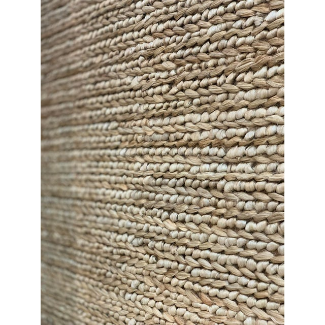 Jute What is a jute rug made of? Jute, also known as hessian, is a long vegetable fiber spun into coarse strands that is...