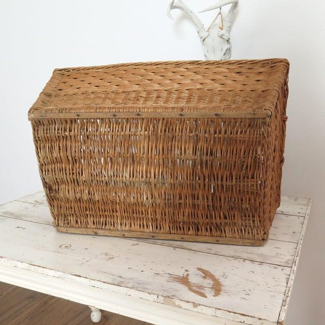 French Market Basket - Image 4 of 7