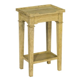 Pull-Up Side Table