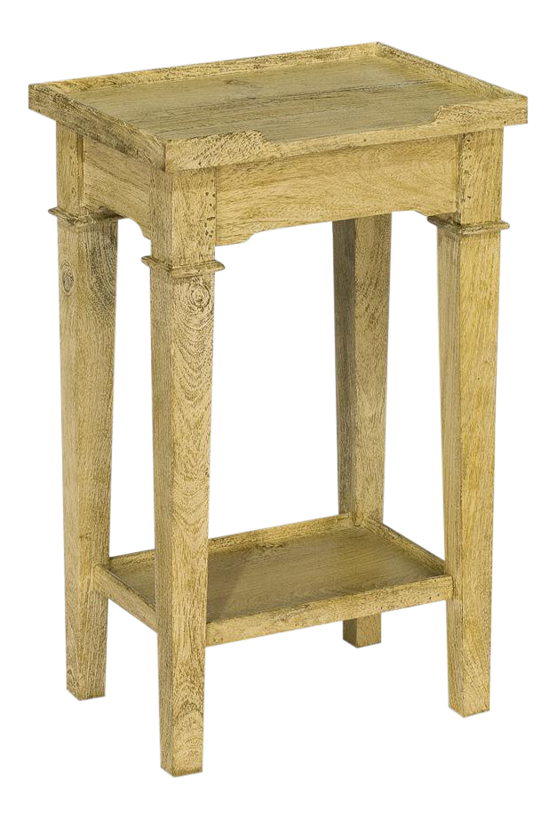 Pull Up Side Table