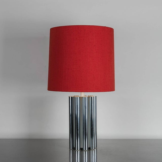 "Italian Italian 1970s Table Lamp Model ""T-493"" by Luci For Sale - Image 3 of 8"