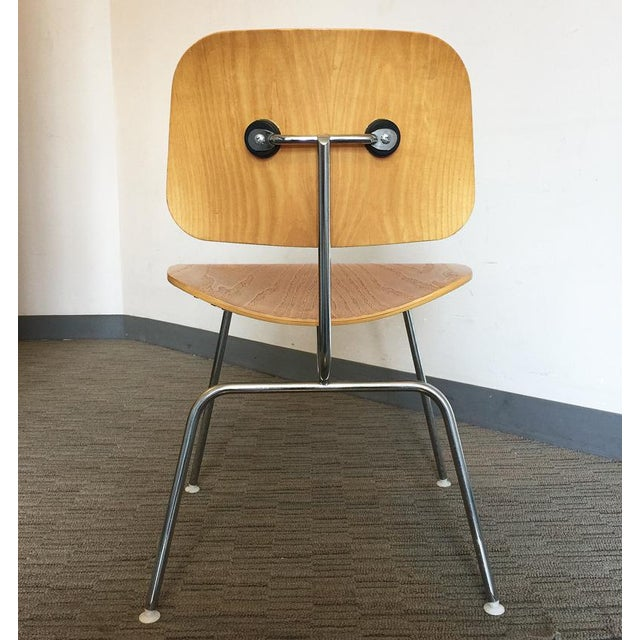 Eames Molded Plywood Dining Chair - Image 5 of 7