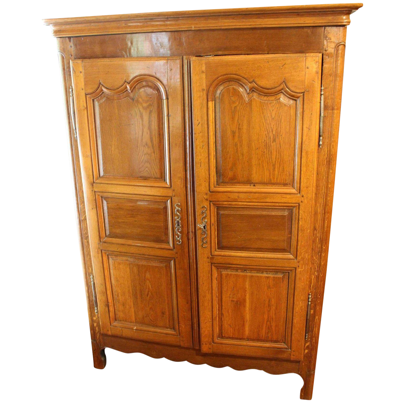 19th C. Country French Armoire