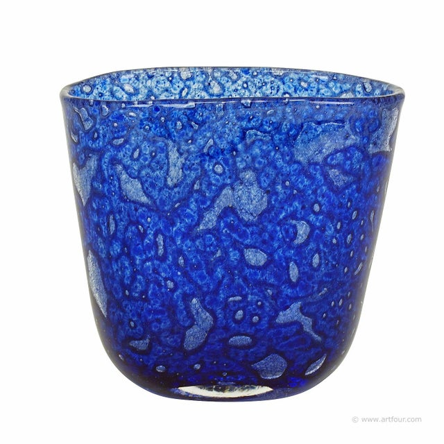 Ercole Barovier - Barovier & Toso Efeso Vase Ca. 1960ties For Sale - Image 6 of 6