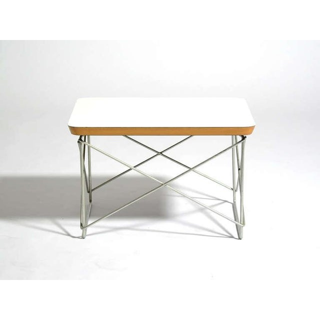 Herman Miller Charles and Ray Eames LTR Table by Herman Miller For Sale - Image 4 of 6