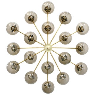 Globes Flush Mount by Fabio Ltd For Sale