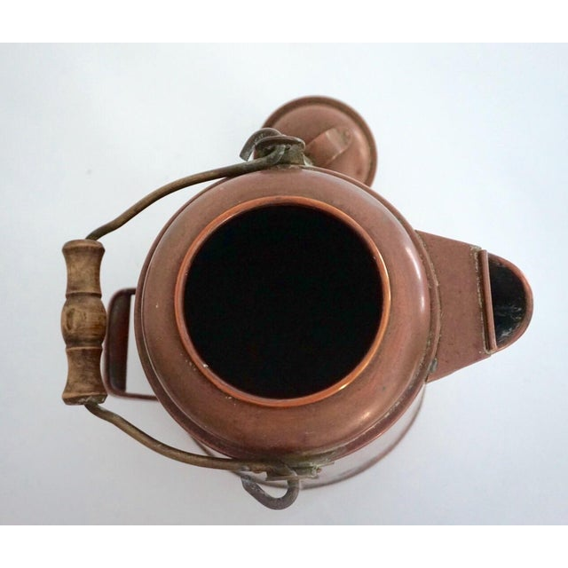 Antique Copper & Brass Kettle - Image 5 of 11