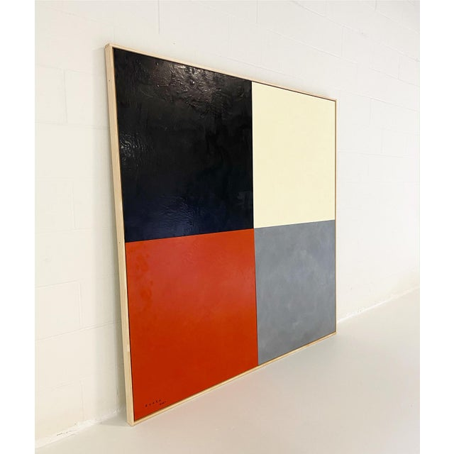 John O'Hara's Square Dance series, inspired by Josef Albers's extensive Homage to the Square series, focuses on the...