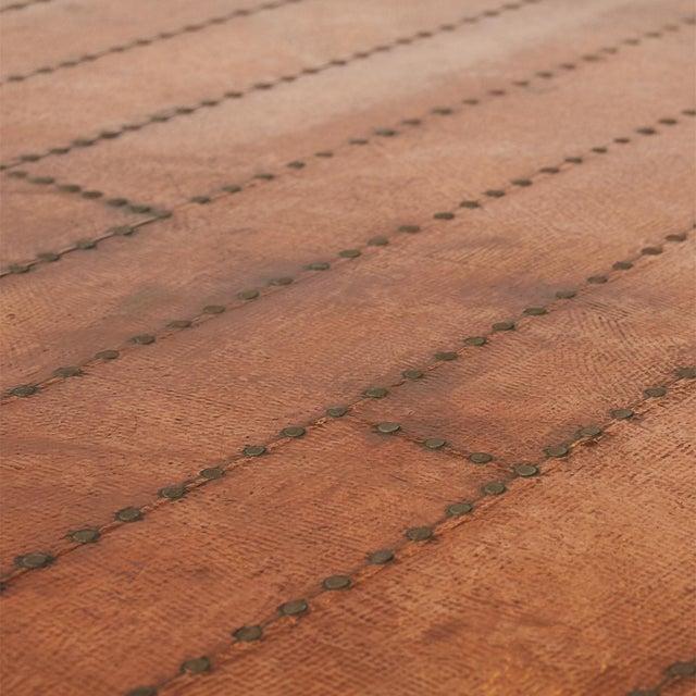 Copper Coffee Table by Lorenzo Burchiellaro For Sale In San Francisco - Image 6 of 8
