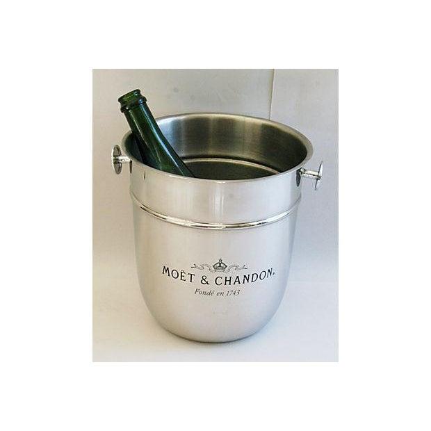 Vintage French Moët & Chandon Champagne Chiller - Image 7 of 8