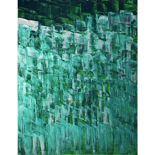 Renato Freitas Original Oil on Canvas, 2012 For Sale