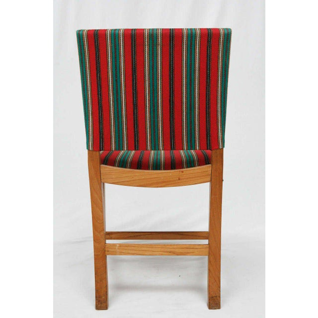 Set of Eight Kaare Klint Dining Chairs For Sale - Image 9 of 10