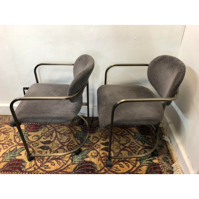 1970s 1970s Vintage Institute of America Chairs- A Pair For Sale - Image 5 of 13