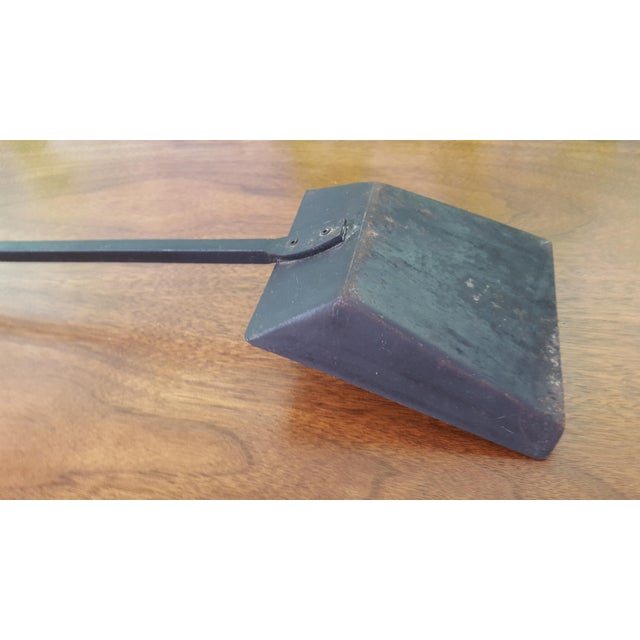 Mid 20th Century Vintage Modernist Fireplace Tools For Sale - Image 5 of 13