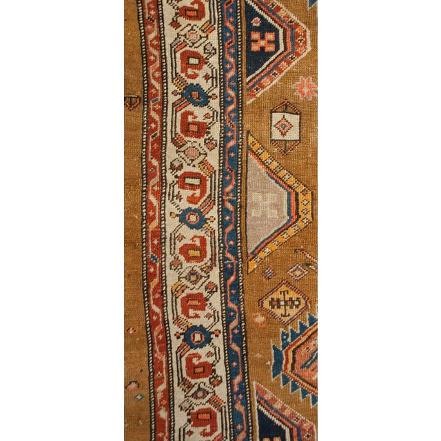 """Islamic Antique Serab Runner - 41"""" x 122"""" For Sale - Image 3 of 5"""