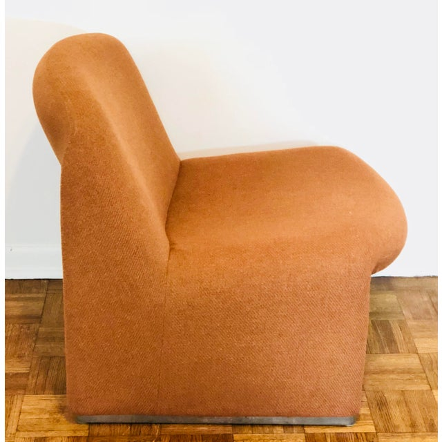 Minimalism Alky Chair by Giancarlo Piretti for Castelli, Italy, 1970s For Sale - Image 3 of 8