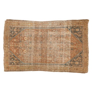 "Antique Shiraz Rug - 4'5"" X 7'1"" For Sale"