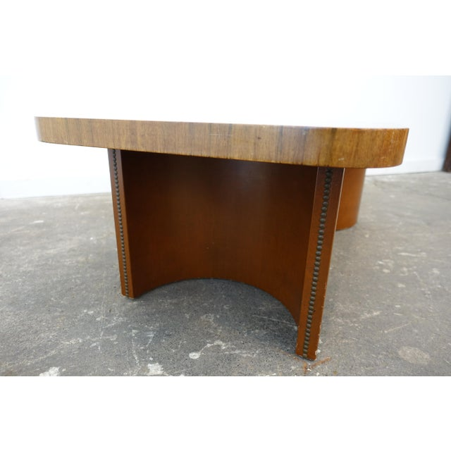 1950s 1950s Mid-Century Modern Gilbert Rohde Coffee Table For Sale - Image 5 of 9
