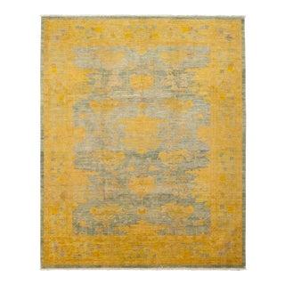 "Lourdes, Arts & Crafts Area Rug - 8' 0"" X 9' 10"" For Sale"