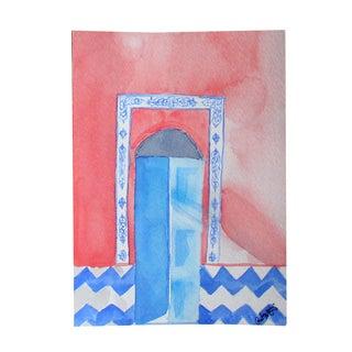 """""""Cuernavaca"""" Original Watercolor Painting"""