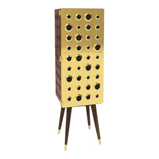 Monocles Tall Cabinet From Covet Paris For Sale