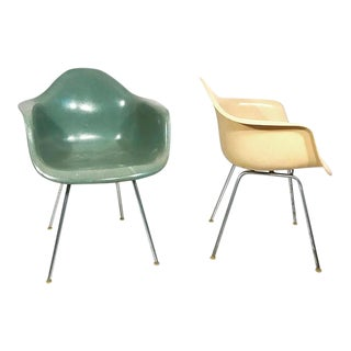 Original Eames Shell Chairs