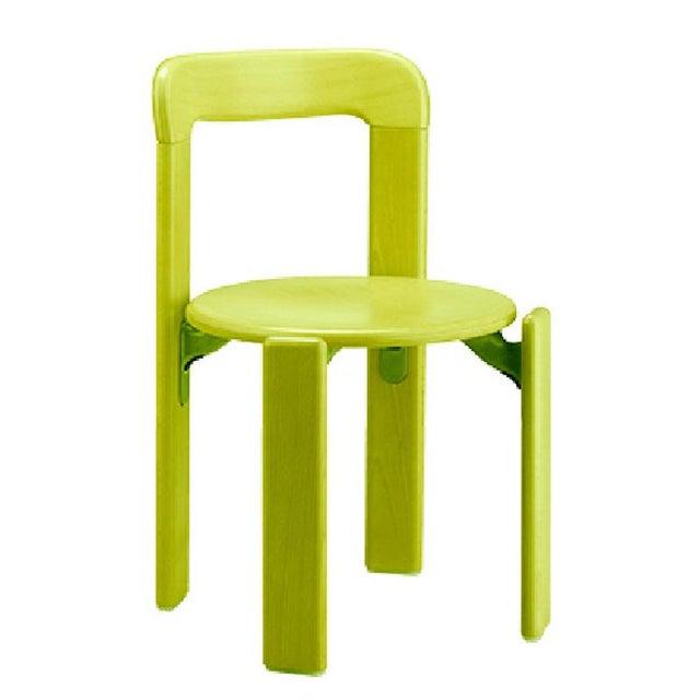 Dietiker Rey Jr Arik Levy Soft Acid Color Green Chair For Sale In Los Angeles - Image 6 of 6