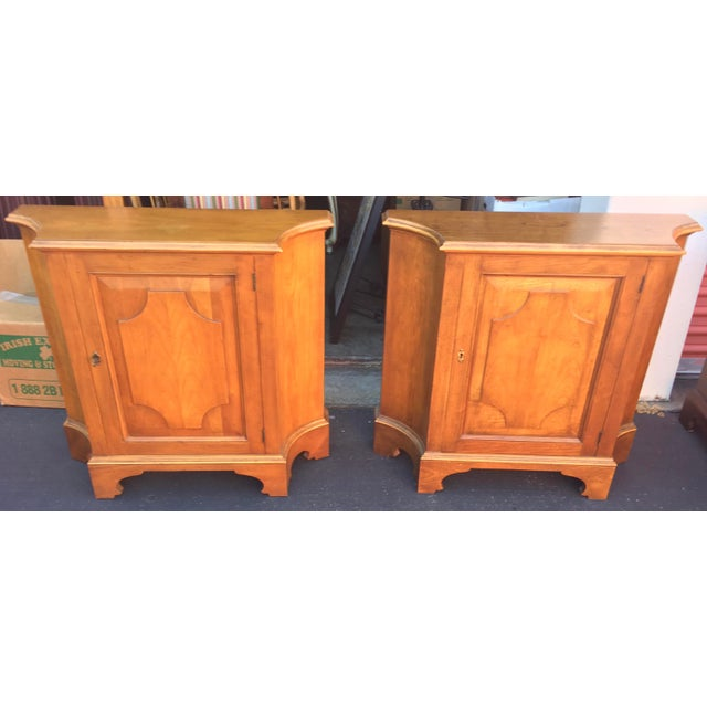 Baker Furniture Chests a Pair For Sale - Image 11 of 11