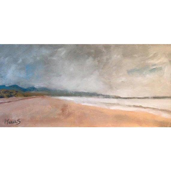 Rolling Fog Limantour Beach Point Reyes Seashore Painting For Sale In Reno/Lake Tahoe - Image 6 of 7