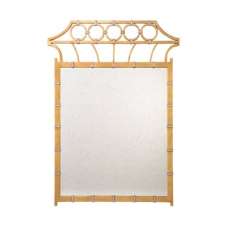 Chelsea House Inc Imperial Gold Mirror For Sale