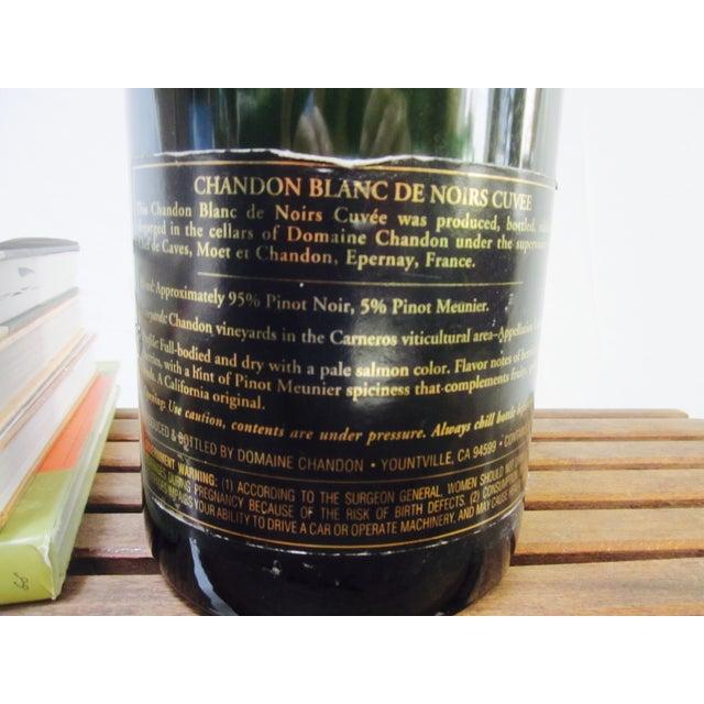 Pop Art Champagne Wine Bottle Prop - Image 8 of 9