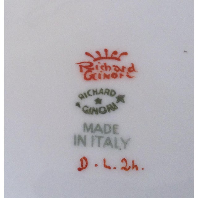 Richard Ginori Tea Set For Sale - Image 5 of 5