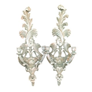 Venetian Sconces - A Pair