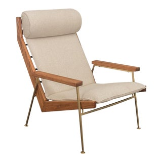 1960s Rob Parry for De Ster Gelderland Lotus Chair For Sale