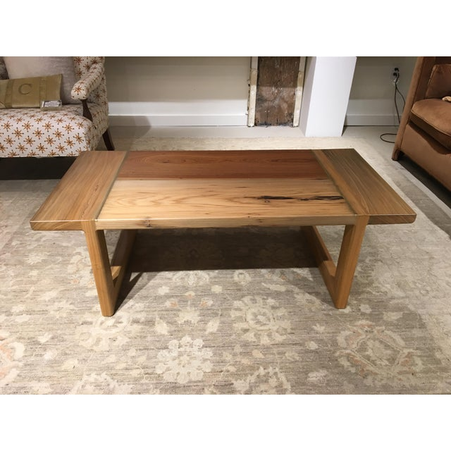 Cypress Cocktail Table For Sale - Image 10 of 10