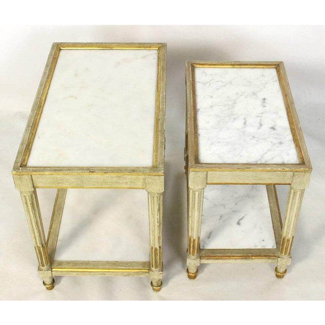 Italian Side Tables - a Pair - Image 5 of 10