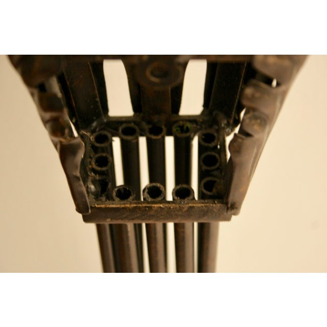 """44"""" Tall Metal Wall-Hung Sconces - Image 9 of 9"""